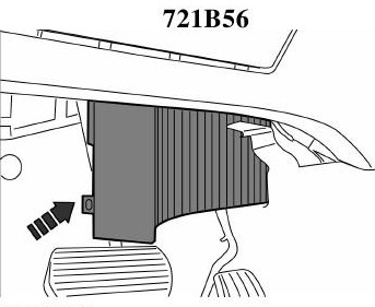diffusion d 39 air filtre pollen filtre habitacle 721b56 climatisation ecoclim. Black Bedroom Furniture Sets. Home Design Ideas
