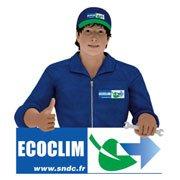 Liste des points ECOCLIM en France et en Suisse