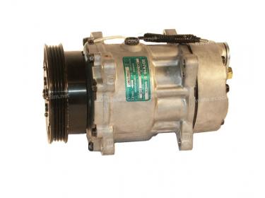 Compresseur Sanden Variable SD7V16 TYPE : SD7V16 | 7700272987 | 1.1131 - 1143 - 1175 - 1201587 - 576622 - 699094 - 7402101 - CP18013