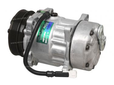 Compresseur Sanden Variable SD7V16 TYPE : SD7V16 | 6453Q2 | 1116 - 58532 - 699025