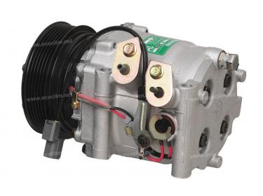 Compresseur Sanden Fixe R134a TR... TYPE : TRSA09 | 38800PDEE010M2 | 3650 - 699312