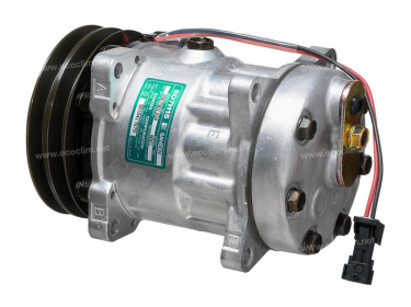 Compresseur Sanden Fixe R134a SD7H15 TYPE : SD7H15 | 5010417679 | 8081 - C8807431A