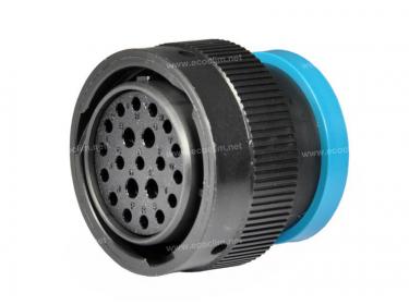 Composant électrique Connecteur DEUTSCH Connecteur 24 VOIES HDP HDP262421SE L017 | |
