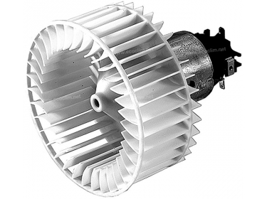 Air distribution OEM Blower VEHICULE AVEC CLIM AUTO | 7701040540 - 7701202851 - 7701203342 | 7736000003V