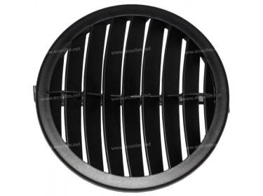 Diffusion d'air Diffuseur d'air GRILLE RONDE DIAM. 94.8     340.22.035