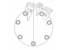 Compresseur Sanden Fixe R134a SD7H15 TYPE : SD7H15 | 7700859676 | 1.1137 - 1201593 - 575022 - 699003 - 7815 - C8807418A - CP18003