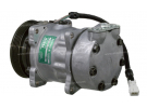 Compresseur Sanden Fixe R134a SD7H13 TYPE : SD7H13 | 6453N3 | 585971 - 7300 - 7402095