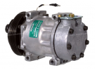 Compresseur Sanden Fixe R134a SD7H15 TYPE : SD7H15 | 7700860997 | 1201655 - 675012 - 699037 - 7827 - C8807434A