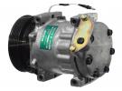 Compresseur Sanden Fixe R134a SD7H15 TYPE : SD7H15 | 7700857907 | 1.1136 - 576072 - 699040 - 7823 - C8807360A - CP18001