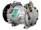 Compresseur Sanden Variable SD7V16 TYPE : SD7V16   7700875357   1148 - 699144 - C8807444A - CP18011 - RTK039 - TSP0155275