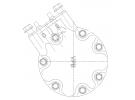 Compresseur Sanden Variable SD7V16 TYPE : SD7V16 | 7700875357 | 1148 - 699144 - 8FK351126401 - C8807444A - CP18011 - RTK039 - TSP0155275