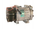 Compresseur Sanden Fixe R134a SD7H15 TYPE : SD7H15 | 60513512 | 1.1140 - 1201823 - 40450046 - 7836 - C8807265A