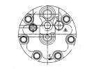 Compresseur Sanden Fixe R134a SD7H15 TYPE : SD7H15 | 101-1759 - 1011759 - 3E-1906 - 3E1906 | 20-14604 - 4468 - 4604 - 509-586 - 7984 - 8064 - CP023