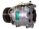 Compresseur Sanden Fixe R134a TR... TYPE : TRV090 | 6926859 | 3500 - 68526 - 699078
