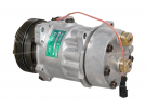 Compresseur Sanden Fixe R134a SD7H15 TYPE : SD7H15 | 514470100 - 71721757 - 98462134 | 1.1037 - 1201808 - 40450034 - 7882 - 920.20014 - C8807289A - CP08006 - TSP0155042