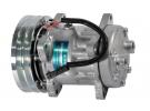 Compresseur Sanden Fixe R134a SD7H15 TYPE : SD7H15 | 134684458 - 194121A1 - 1999755C2 - 1999755C3 - 47773024 - 86993462 | 4478 - 4609 - 78551 - C8807577 - CP022 - CP55551