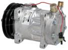 Compresseur Sanden Fixe R134a SD7H15 TYPE : SD7H15   109617 - D45080062   4664 - 78563 - 920.10186 - CP001