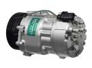 Compresseur Sanden Variable SD7V16 TYPE : SD7V16 | 1J0820803F - 1J0820803K | 1215 - 1233 - 1278 - 32206 - C8807461A