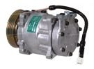 Compresseur Sanden Variable SD7V12 TYPE : SD7V12 | 6453EH | 1501 - 1503 - 7402098 - C8807353A