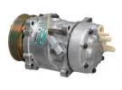 Compresseur Sanden Variable SD7V16 TYPE : SD7V16 | 6453JN - 6453JQ - 6453LQ - 6453LR - 9639109580 - 9646416780 | 1228 - 1240 - 1800 - 1836 - 1852 - 68153 - 699772 - C8807435A - CP07006 - TSP0156020M