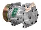 Compresseur Sanden Variable SD6V12 TYPE : SD6V12 | 6453GZ - 6453JL - 6453KS - 6453LF - 6453LN - 9646273880 | 1430 - 1439 - 1926 - 1940E - 68197 - 699238 - 8FK351134331 - C8807604 - CP07005 - TSP0156022M