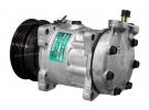 Compresseur Sanden Fixe R134a SD7H15 TYPE : SD7H15 | 7700867124 - 7700870870 | 699096 - 7971 - CP18005 - CP18022