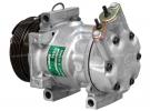 Compresseur Sanden Variable SD6V12 TYPE : SD6V12 | 7700111182 - 7700115830 | 1201588 - 1415 - 32431 - 68587 - 699202 - 8FK35131670 - 920.20056 - C8807355A - RTK076 - TSP0155276