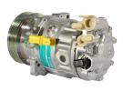 Compresseur Sanden Variable SD7C16 TYPE : SD7C16 | 6453PR - 6453SH - 6453VJ - 9656572180 - 9660555480 - 9663315580 | 1302 - 1312 - 1325 - 1334 - 1347 - 813163 - 8FK351316381 - ACP1274000P