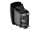 Composant électrique Interrupteur Carling Technologies Air conditionné 24V |  |
