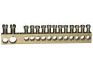 Composant électrique Divers  BARRETTE CUIVRE 14 CONNEXIONS |  |