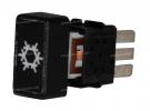 Composant électrique Interrupteur BOUTON | | 62068540S3A