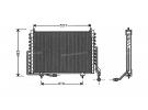 Echangeur Condenseur OEM | MNA7390AB - MNA7390BA | 53673 - 816944 - JR5018