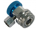 Tools and consumable Load valve VANNE BLEU R134a BP COURTE M14 |  | 59338