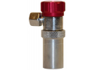 Tools and consumable Load valve PROLONGATEUR R134A HP DROIT |  |