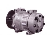 Compressor Sanden Fix R12 SD709 TYPE : SD709