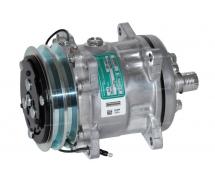 Compresseur Sanden Fixe R134a SD5H09 TYPE : SD5H09