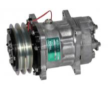 Compresseur Sanden Fixe R134a SD7H15 Type : SD7H13 R13a