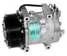 Compresseur Sanden Fixe R134a SD7H13 SD7H13 R134a