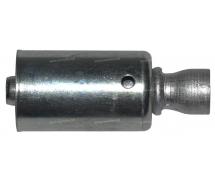 Raccord A sertir acier diamètre réduit A braser MODULE 6