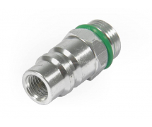 Tools and consumable Cap and valve Valve EN ALU R134a BASSE M13-1.0