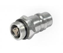 Outillage et consommable Bouchon et valve Valve EN ACIER R134a BASSE M13-1