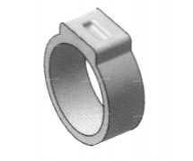Fitting Burgaclip Clip CLIP