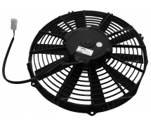 Ventilateur Aspirant 24V SPAL - Ø = 330 - EPAIS = 52