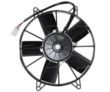 Fan Blowing 12V SPAL - Ø = 255 - EPAIS = 95.4