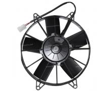Fan Blowing 24V SPAL - Ø = 255 - EPAIS = 95.4
