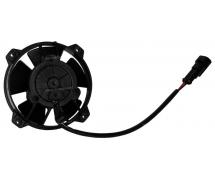 Ventilateur Aspirant 24V SPAL - Ø = 96 - EPAIS = 58.1