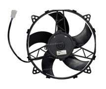 Ventilateur Aspirant 12V SPAL - Ø = 280 - EPAIS = 65