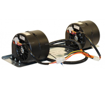 Air distribution Double turbine blower 12V SOUFFLERIE 12V