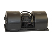 Air distribution Double turbine blower 12V 3 VITESSES