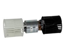 Diffusion d'air Soufflerie double turbine 12V